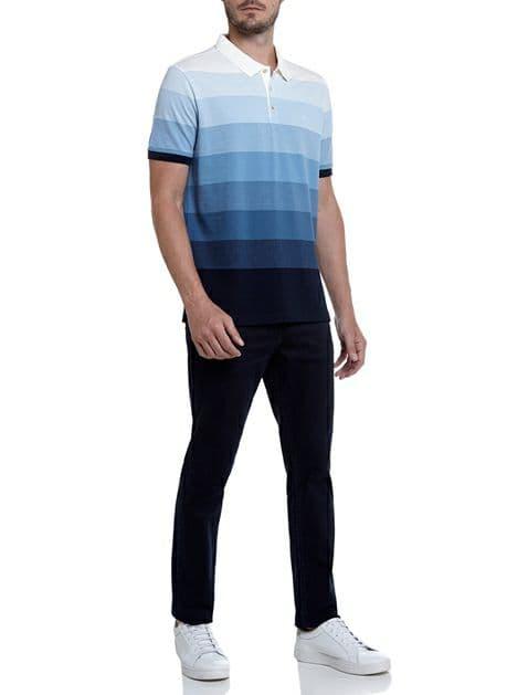 Camisa Polo Mc Degrade Dudalina