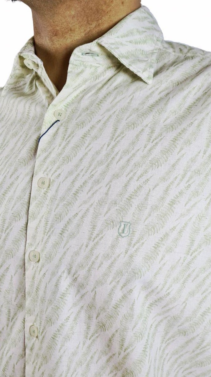 Camisa Social MC Comfort Individual