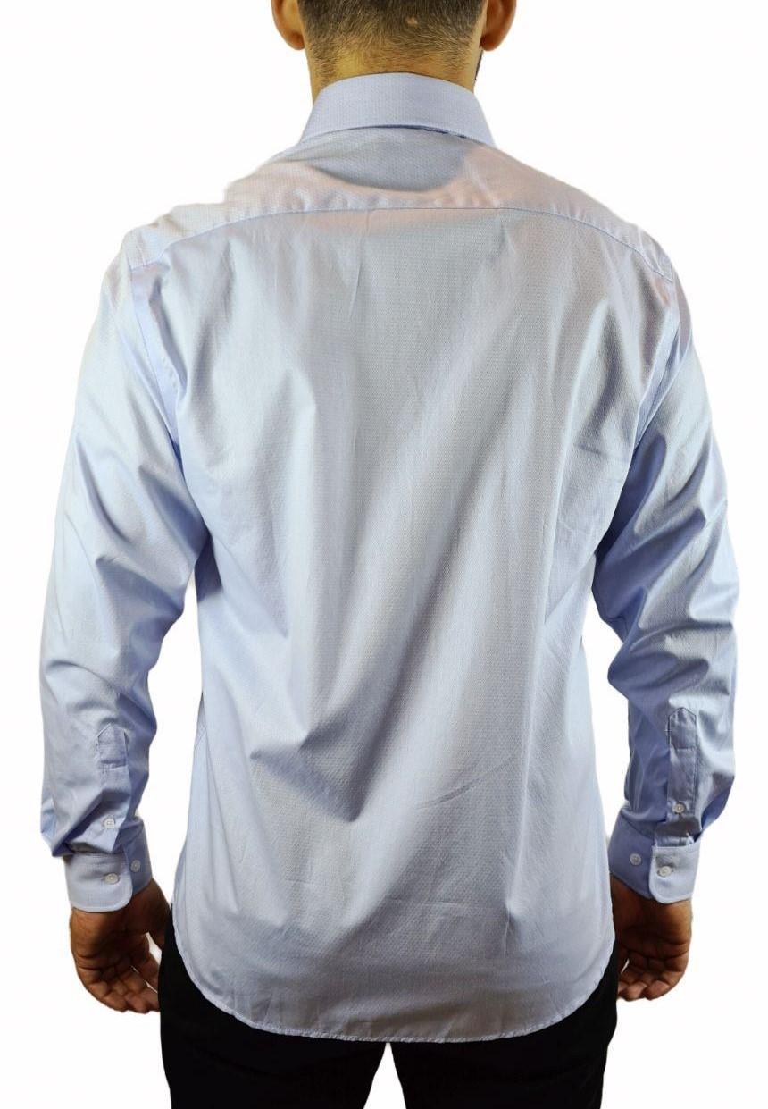 Camisa Social Ml Individual
