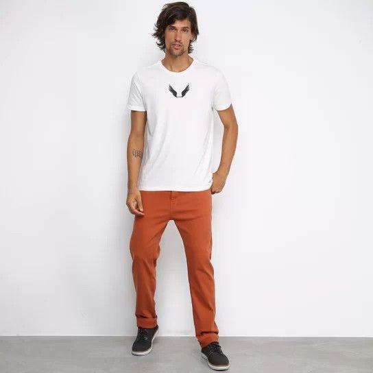Camiseta Cotton Fine Wing Ellus Classic
