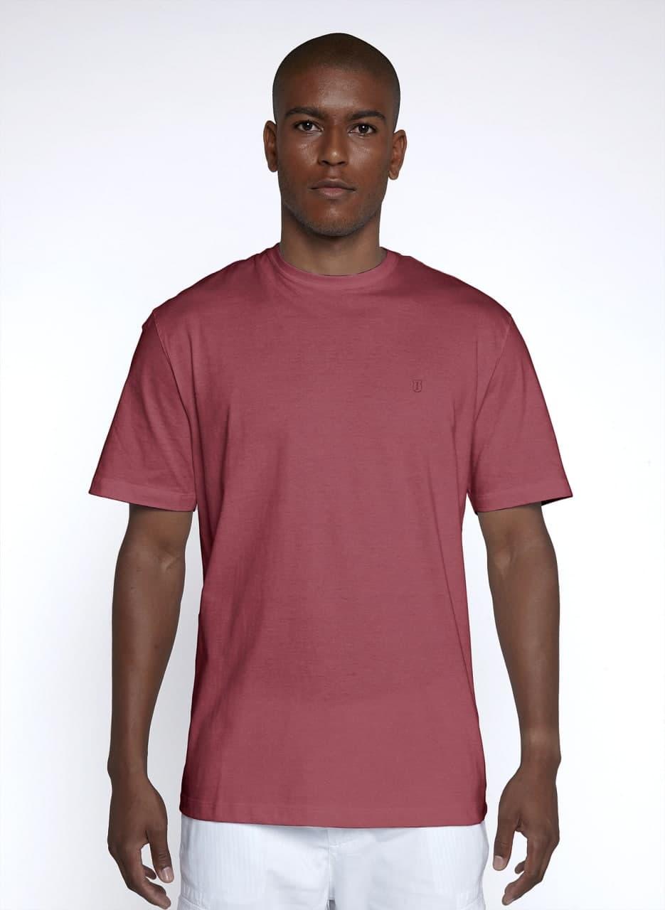 Camiseta Individual Manga Curta Pima Basica Comfort