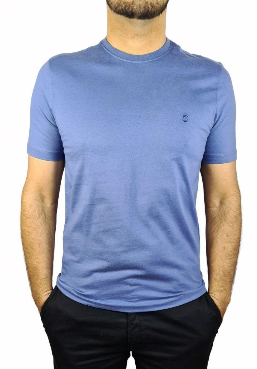Camiseta MC Slim Fit Individual