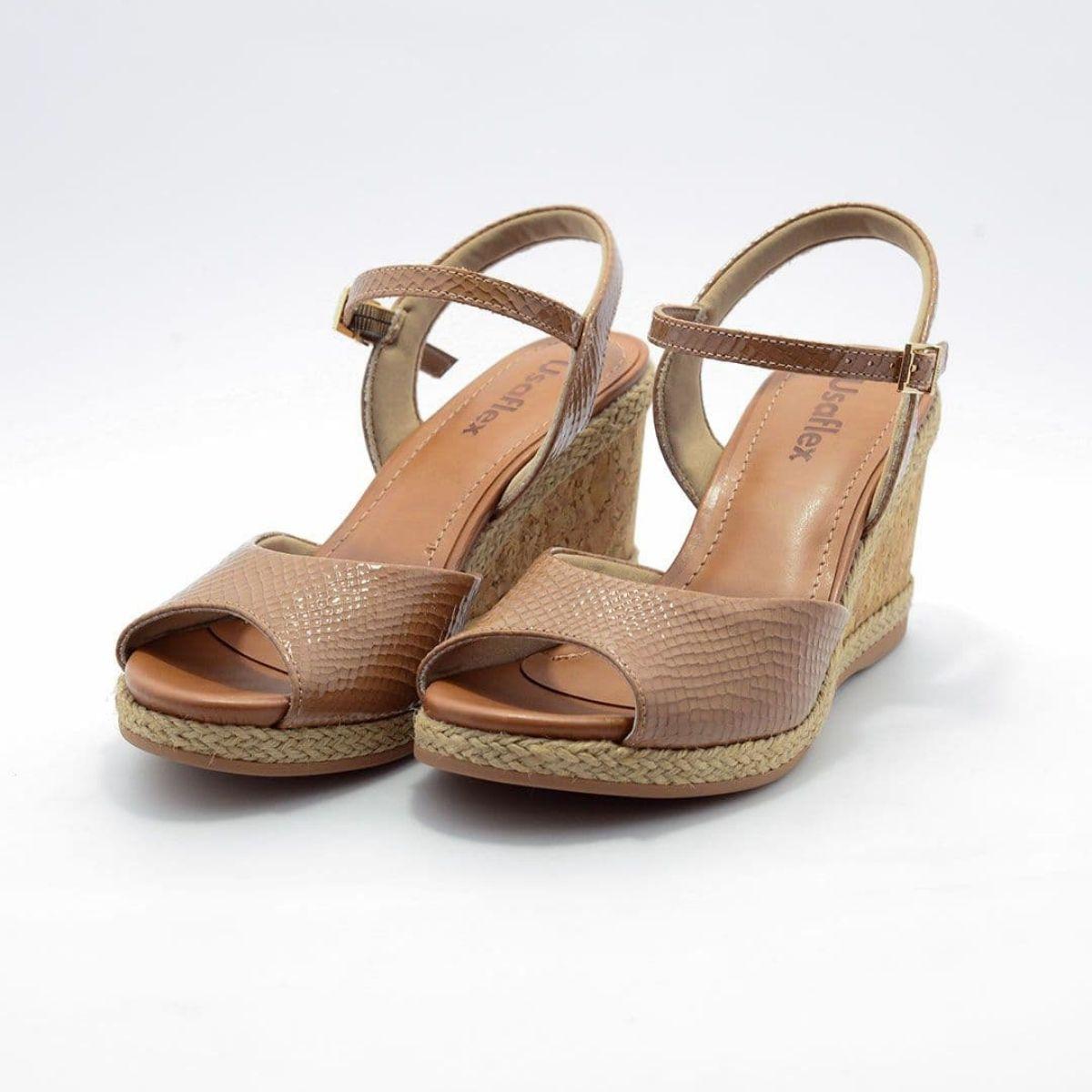Sandalia Usaflex Gloss