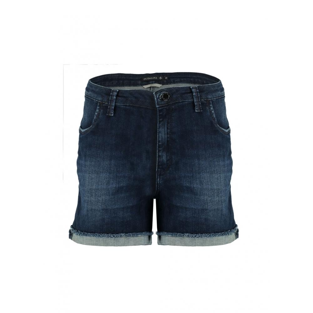 Short Dudalina Jeans Dark