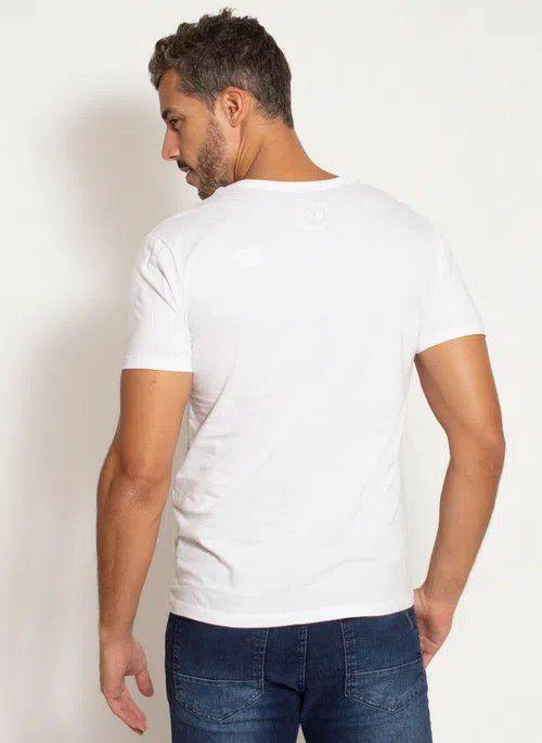 Camiseta Aleatory Estampada Start
