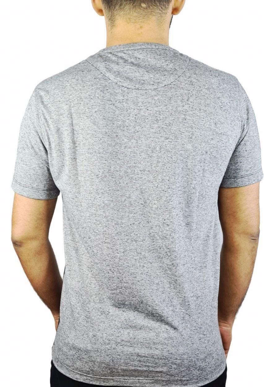 T-shirt MC Dc Malha Linho Estampado Individual