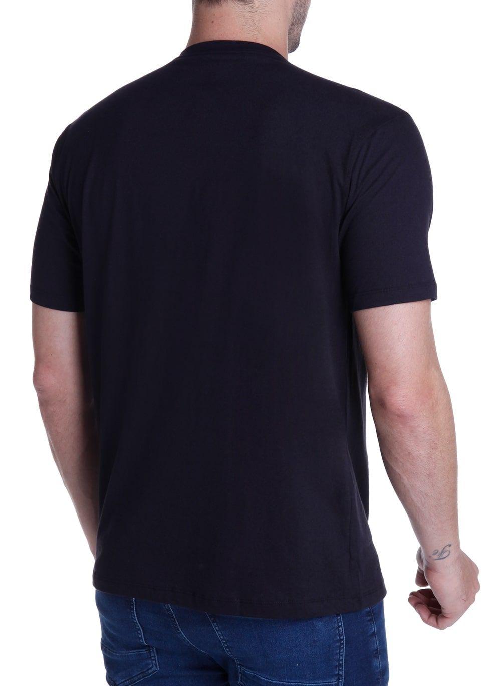 T Shirt MC Logomania Dudalina