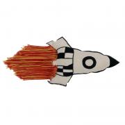 Almofada Rocket (Foguete)