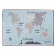 Tapete Mapa Mundi Vintage
