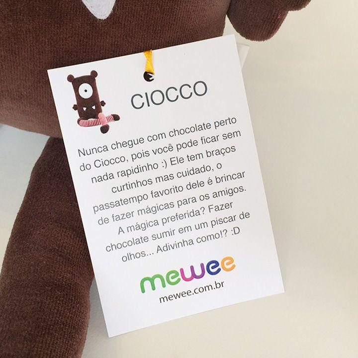 Almofada Ciocco