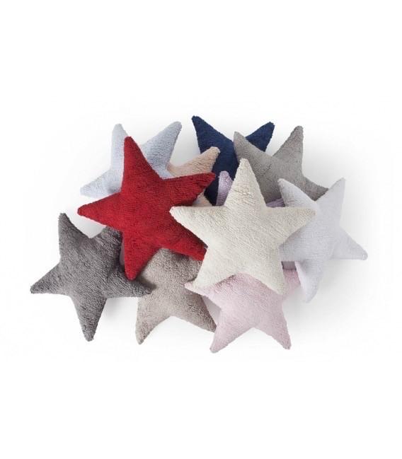 Almofada Estrela - Diversas cores