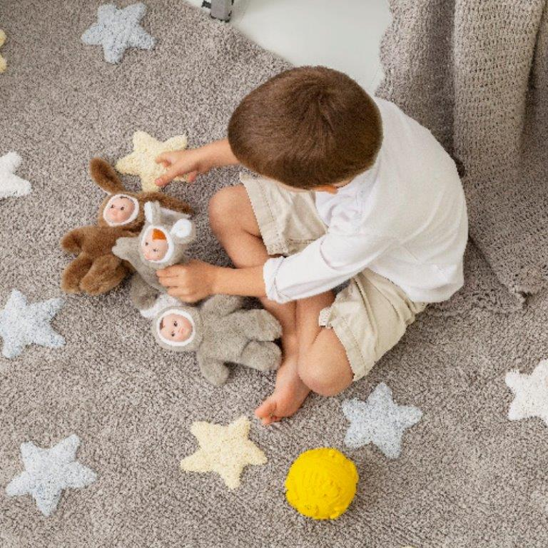Tapetes Estrelas - Diversas Cores