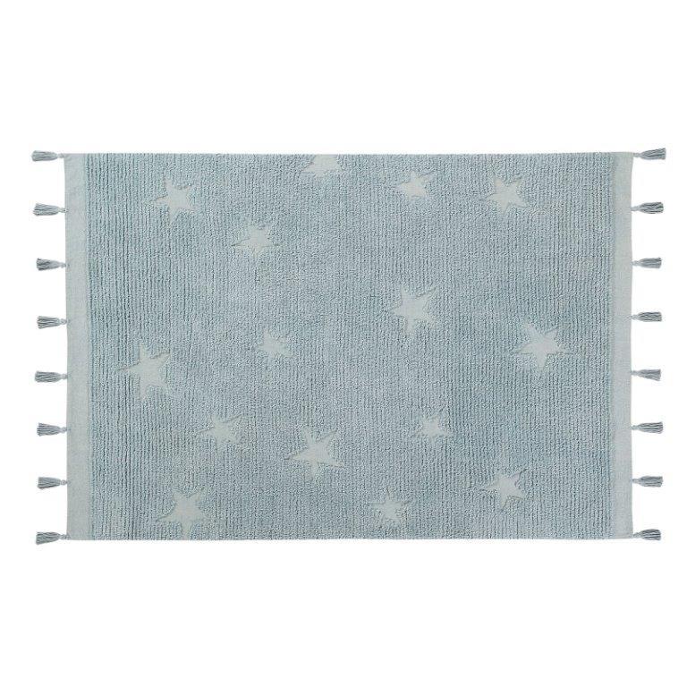 Tapetes Hippy Estrelas - 4 cores