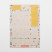 Daily Notes - Flamingo