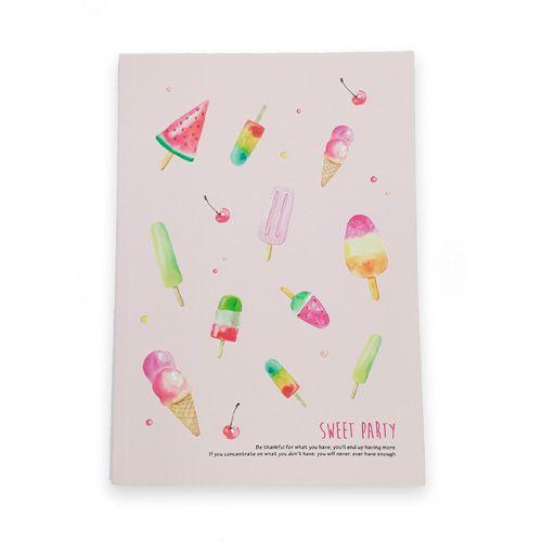 Caderno Ice Cream