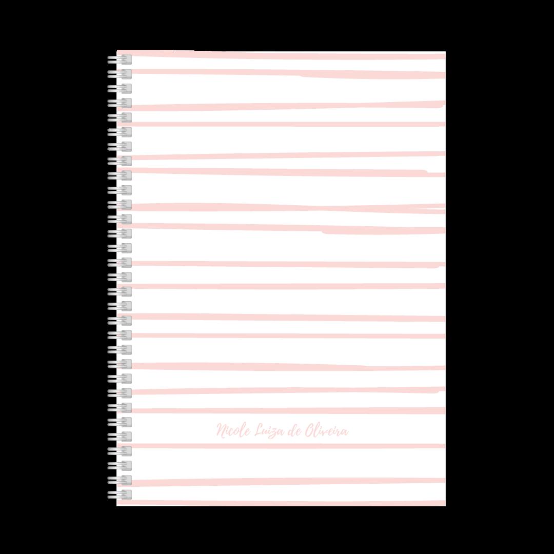 Coleção Atemporal - Caderno Universitário