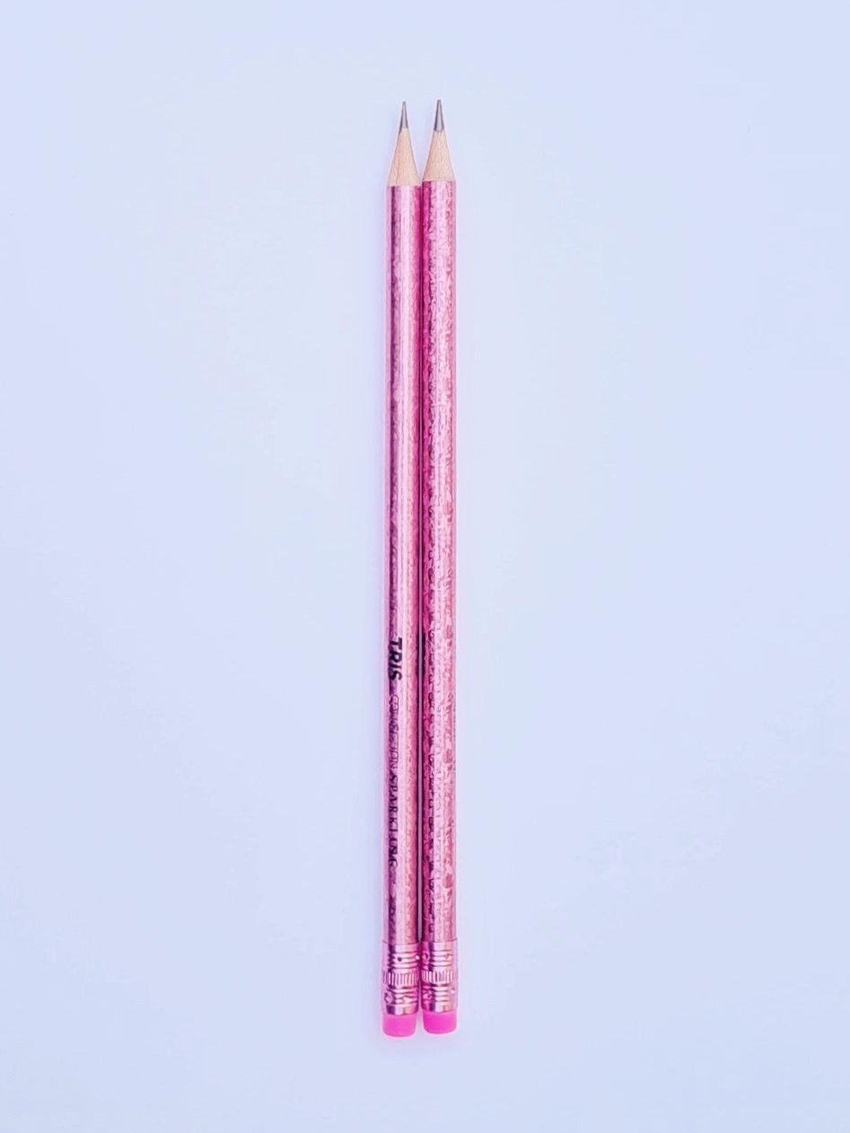 Lápis Collection Sparkling - Tris