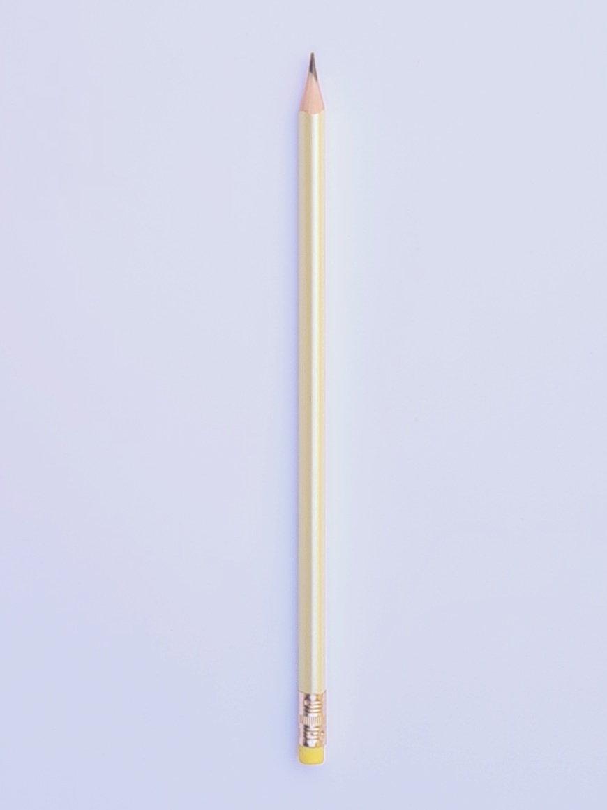 Lápis Perolado Tons Pastéis - Leo & Leo