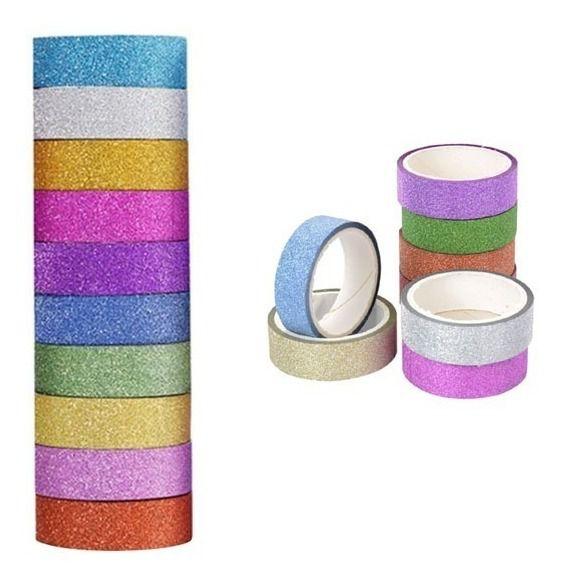 Washi Tapes - Glitter