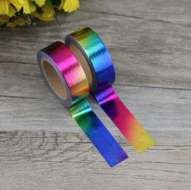Washi Tapes - Rainbow