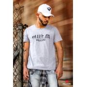 Camiseta Exclusiva Volcano Evolução