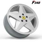 Roda Volcano F348 Aro 17