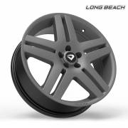 Roda Volcano LONG BEACH Aro 18