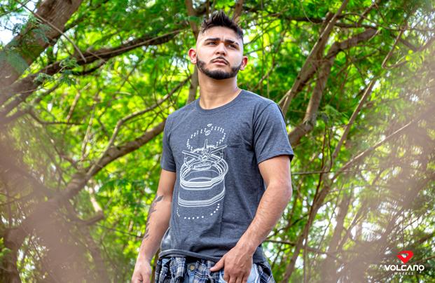 Camiseta Exclusiva Volcano Vlcn1