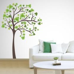 Adesivo de parede Árvore da Sorte