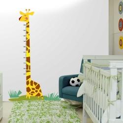 Adesivo Girafômetro
