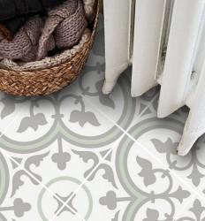 Adesivo para piso ladrilho indiano antiderrapante lavavel