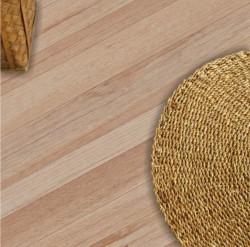 Adesivo piso madeira rosada antiderrapante