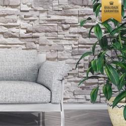 Papel de parede pedra filete