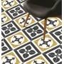 Adesivo piso de ladrilho lavavel antiderrapante