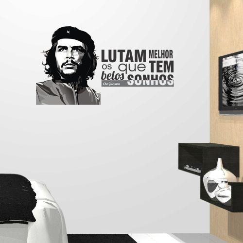 Adesivo de Parede Che Guevara