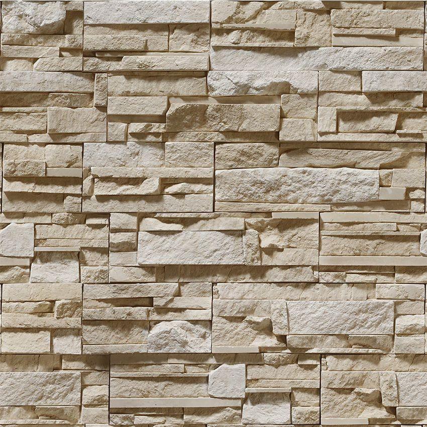 Papel de parede pedra filetada