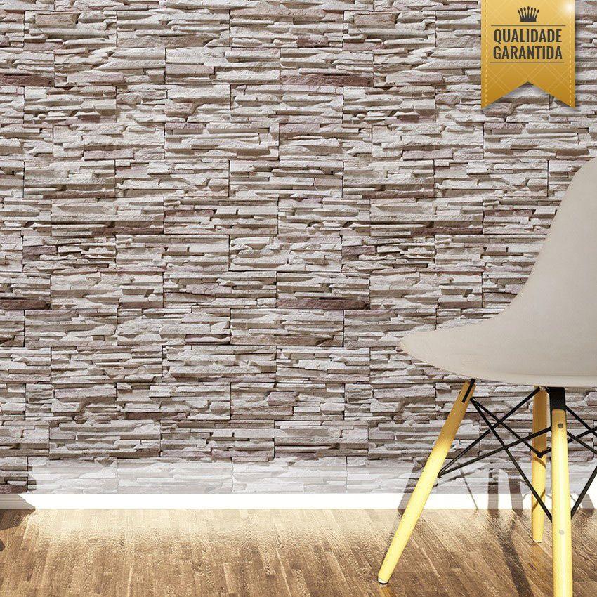 Papel de parede pedras filete