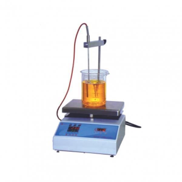Agitador Magnético com aquecimento Até 350ºC 1900 RPM QUIMIS