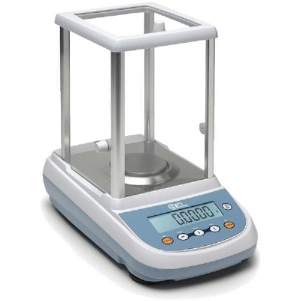 Balança Analítica Calibração interna automática Display Gráfico 0.0001g  BEL