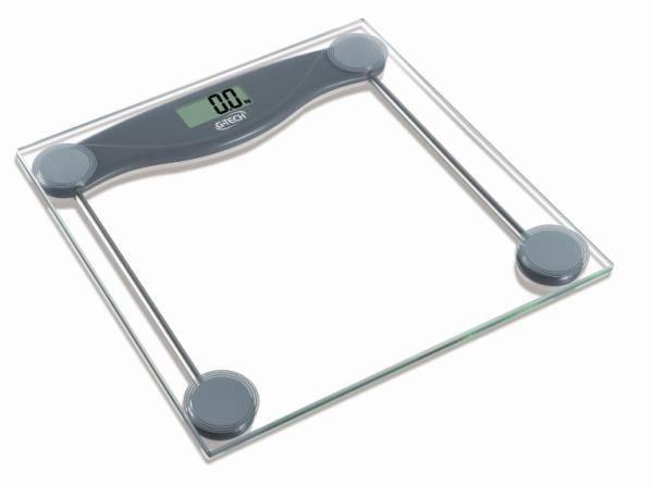 Balança Digital Plataforma de vidro 0.1Kg G-TECH