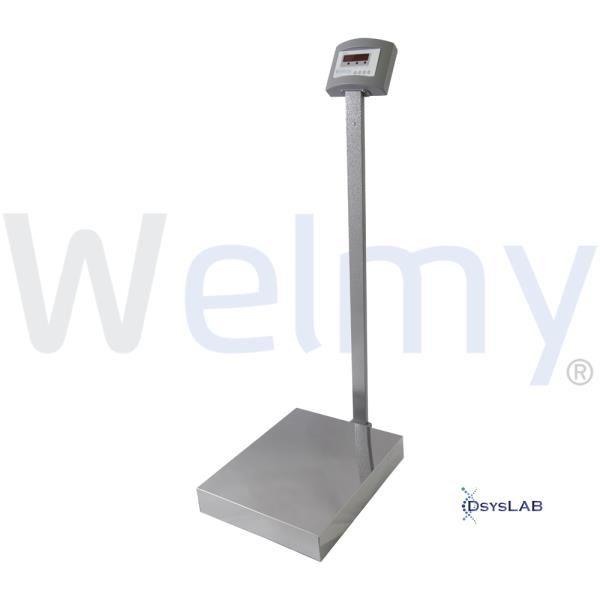 Balança Eletrônica adulta Display LED 50 g WELMY
