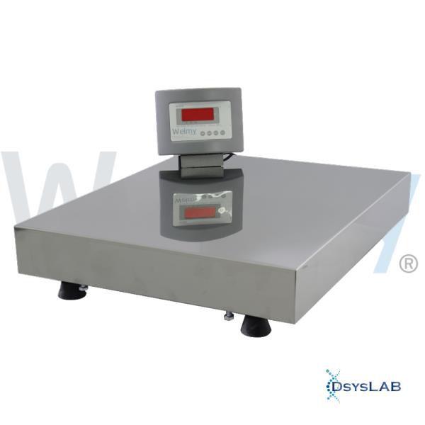 Balança Eletrônica adulta sem coluna Display LED 50g WELMY