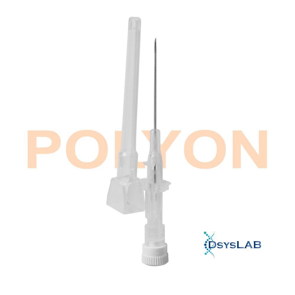 Cateter Intravenoso Estéril Azul POLYON