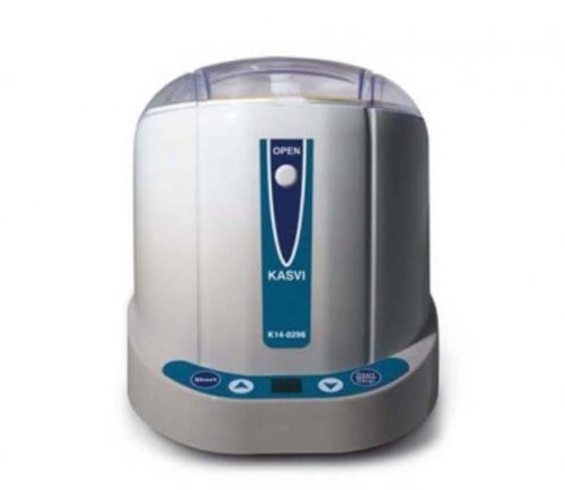 Centrífuga  Digital  Com rotor incluso para (2 placas de PCR) Até 2500 RPM KASVI