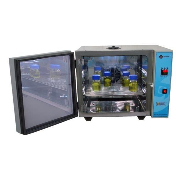 Estufa Microprocessada de Cultura Digital 10ºC acima da temperatura ambiente à 60ºC QUIMIS