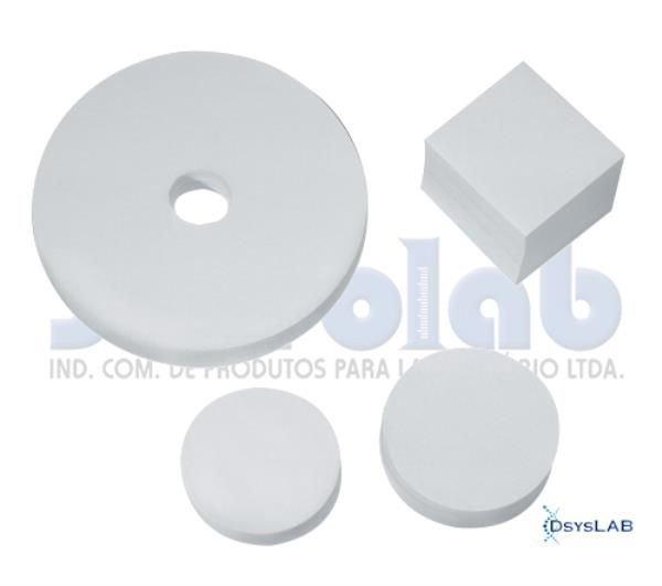 Papel de Filtro Qualitativo 80 g  Quadrado  J.PROLAB