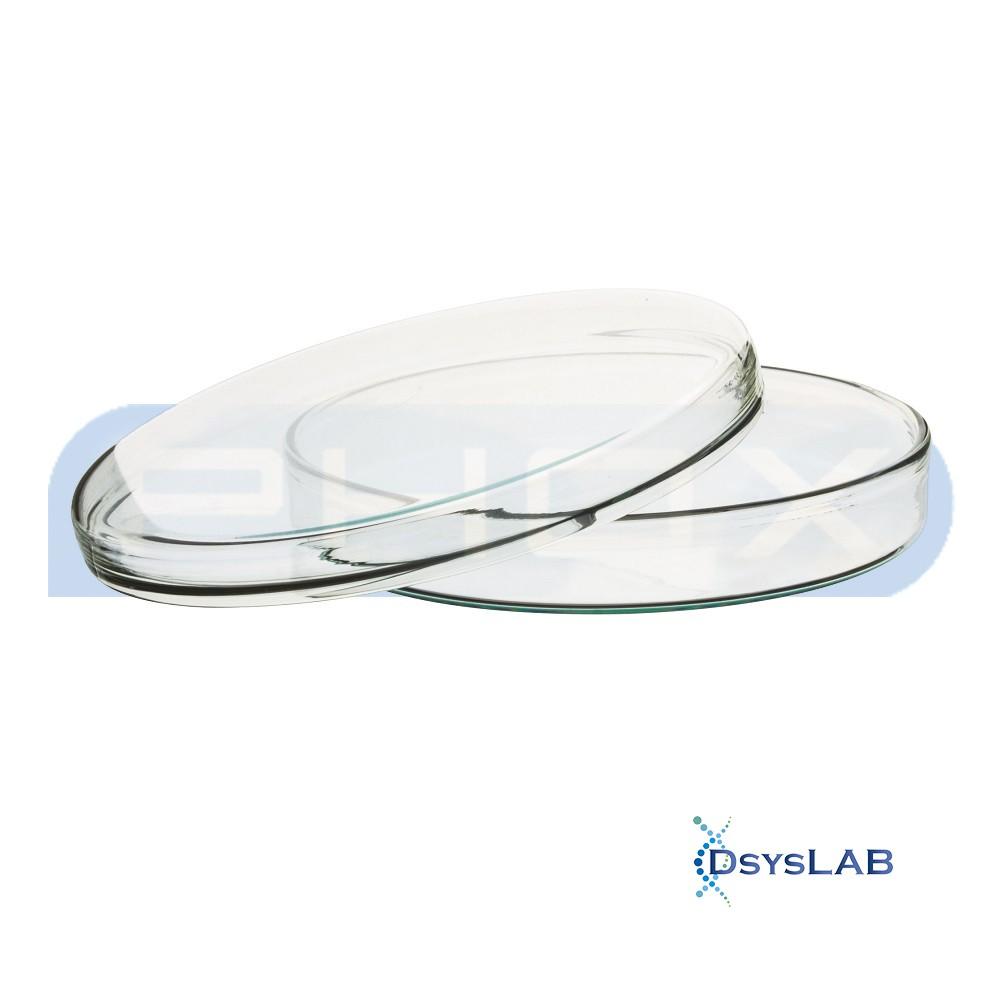 Placa de Petri Microbiologia Não Estéril s/ Divisão PHOX