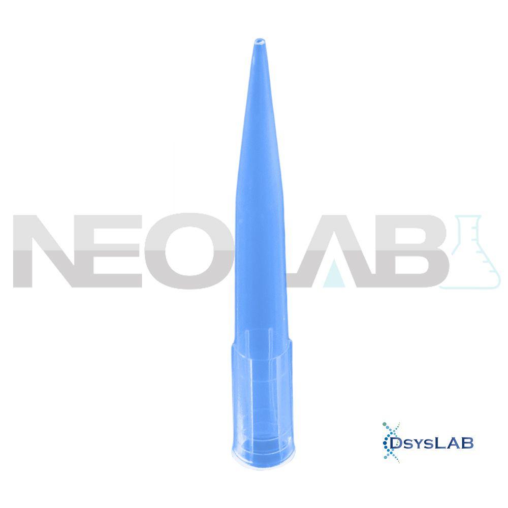 Ponteira Universal Comum Sem Filtro Não Estéril Azul Neoplast