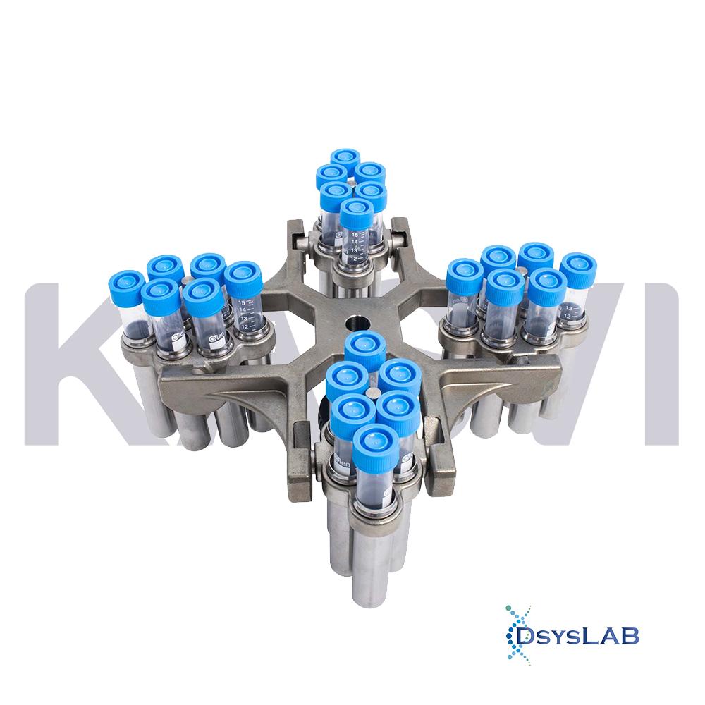 Rotor de ângulo variável (basculante) para K14-5000M KASVI
