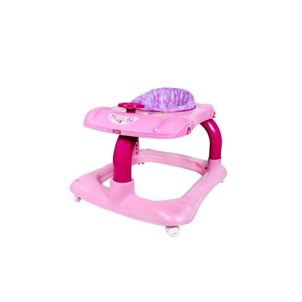 Andador 2906255 Rosa Princesas Styll Baby